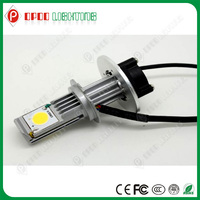 Hot 1512 cree 12-24v 1800 lumen h7 new design led front super bright leds headlight