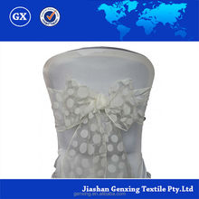 wedding lycra chair covers and sashes made in China