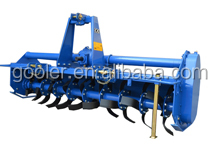 Heavy duty rotary tiller with CE for sale, Rotary hoe cultivator, Kubota tractor mounted rotary tiller