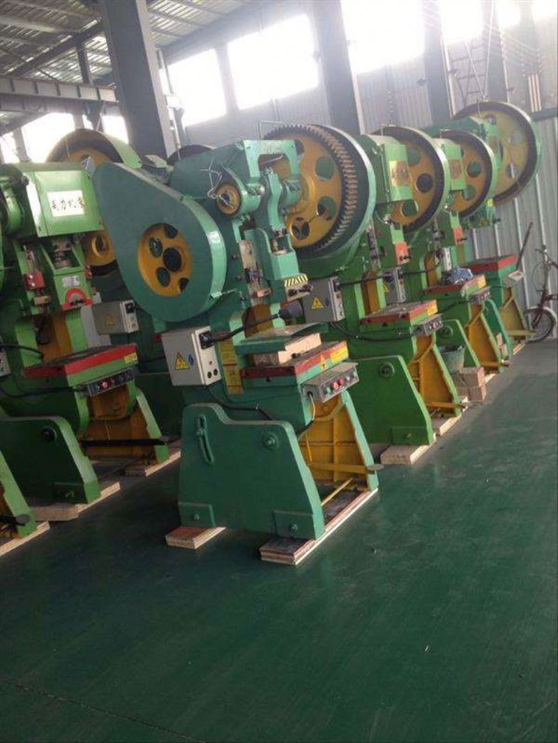 High Precision Wide Application J23-25 grommet press machine