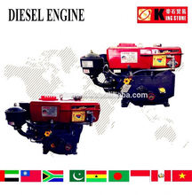 R175A 4 Stroke single cylinder diesel engine
