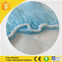 Food processing protective safety non woven cap