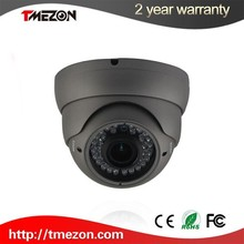 h.264 720P AHD metal home outdoor/indoor security cctv camera IR night vision dome camera cmos professional supplier in dubai