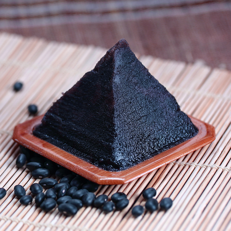 Redstar famouse brand black bean filling for Steamed stuffed bun or bread cakes