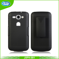 High quality clip combo case for Huawei ascend y520