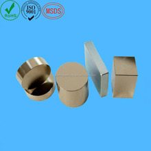 High Strength NdFeB Magnet With Different Shape And Customized Size for Speaker and Motor Application