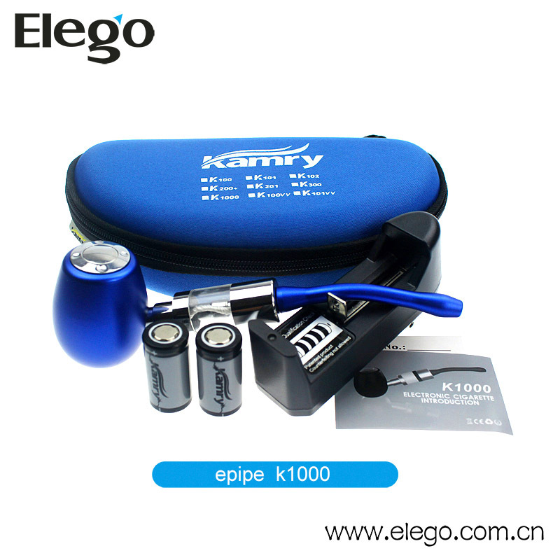 In Stock!!!Best Seller E Cigarette K1000 Kamry K1000 E Pipe Kit