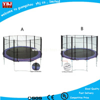 6FT~16FT Cheap Bungee Jumping Trampoline for sale