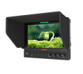 Lilliput 662 7 inch 16:9 metal framed LED field monitor with SDI & HDMI cross conversion