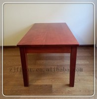fashional new chinese style solid wood dining tables