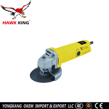 2017 hot selling angle grinder 115mm