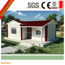 40sq mtr sandwich panel modular house design
