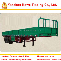 Shandong 13M 3 Axle Detachable Wall