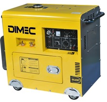 Wholesale china supplier 160A AC Single phase welding generator power set