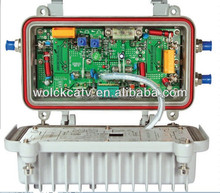 new arrival Waterproof BIdirectional Trunk Amplifier used for catv <strong>network</strong> coaxial