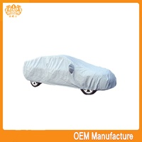 Professional peva+pp fabric car anti hail cover made in China