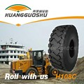 Z tread pattern loader truck tire diamondback off road tyre