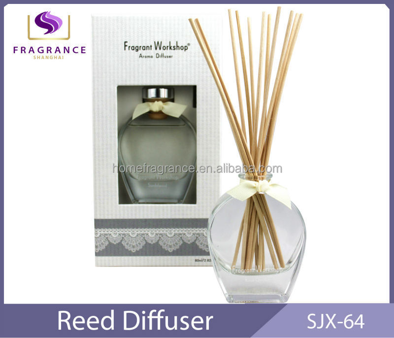 essence alcohol free reed glass diffusers