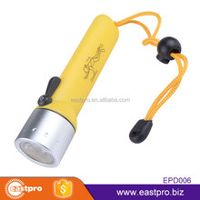 EASTPRO EPD006 Aluminum Head AA Battery Powered Bright XPE LED Diving Flashlight