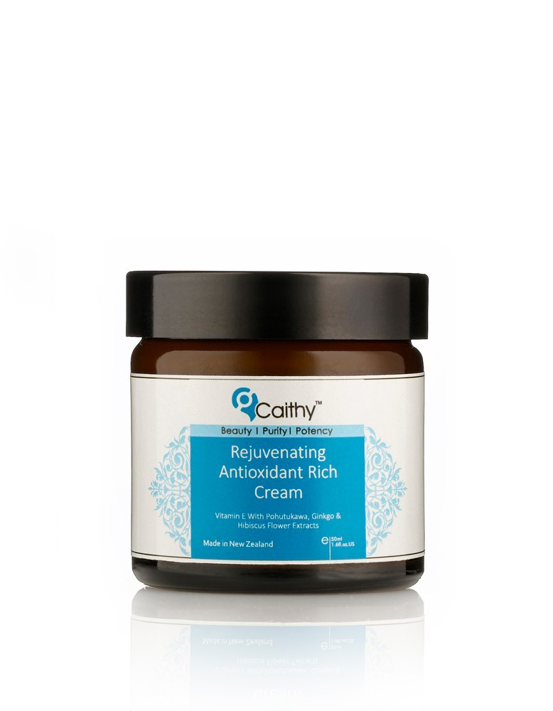 Rejuvenating Antioxidant Rich Cream - New Zealand