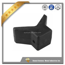 Professional trailer parts manufacturer replacement parts rubber Y stop