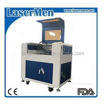label laser cutting machine for small business with up-down table