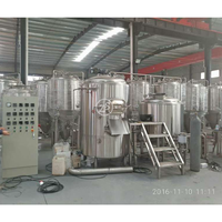 Good Service Beer Brewing Machine Micro