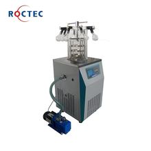 Food Industry Used Freeze Drying Equipment/Lyophilizer Equipment/Vacuum Dryer Price