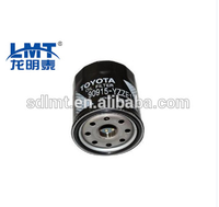 High Quality and Efficiency New Original Auto Car Engine Oil Filter for Toyota 90915-YZZE1