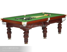 9ft slate American pool table star billiard table on sale