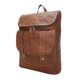 YD-03027 vintage crazy horse leather real leather backpack sac a dos