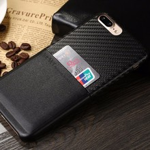 Mobile Accessories Wallet Cover Card Holder phone Cover Case for Apple iPhone 7 plus