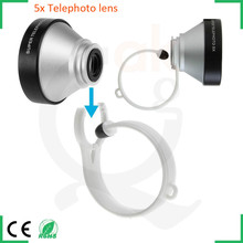 5x optical zoom telephoto lens mobile photography accessories for iphone samsung htc