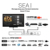 1Chip Beelink SEA 1 TV BOX Android 6.0 Realtek RTD1295 2G 16G 2.4GHz 5.8GHz Wifi TV Box