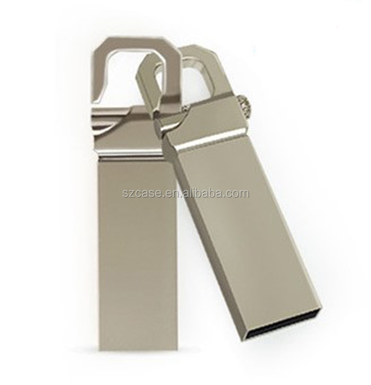 Factory wholesale custom logo metal USB <strong>flash</strong> drive 8GB upgrade 128GB 256GB 512GB 1TB 2TB capacity 2.0