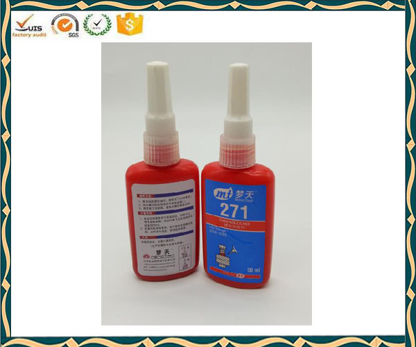 high temperature thread lock sealing adhesive 271 - thread locking adhesive compound - metal to metal adhesives sealants