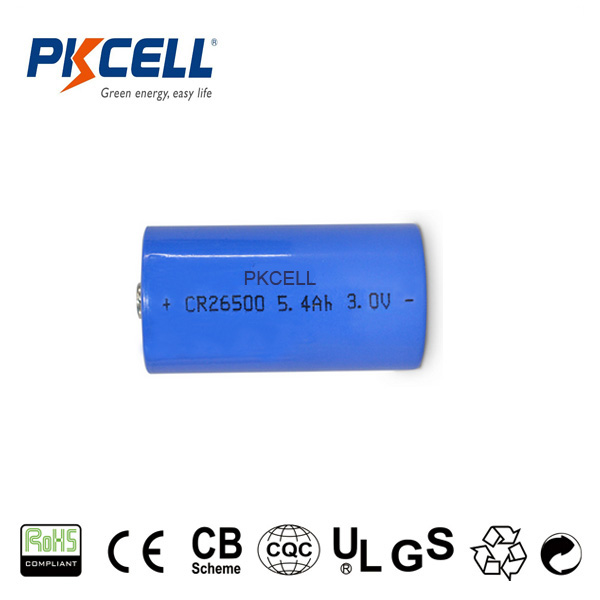 industrial packge 12Ah 3V LiMnO2 CR34615 lithium battery