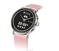 The world's first E-ink display classic quartz movement smart watch with heart rate monitor