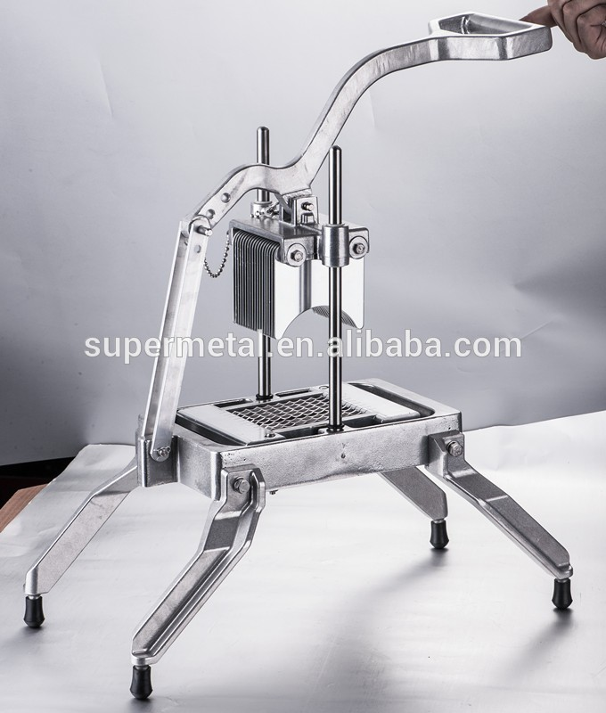 commerical onion slicer NSF LIST vegetable fruit slicer
