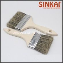 Wholesale competitive price wall paint flat brush