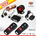 New 2017one way car alarm system bese pric alarm system car Lower price Car Alarm Security SystemNew 2017one way car alarm syst