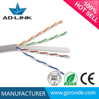 cat 6 shielded/cat5/cat5e/Cat7 lan cable Pass FLUKE Test network cable