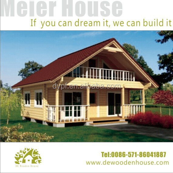 Modern Wooden House design DY-D-129
