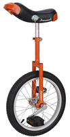 20 / 24 Inch Self- balance Bicycle Unicycle Bicycle Made In China Orange Green Blue