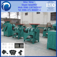 Different output briquettes shape coal/charcoal briquetting machine with ce(Skype:taizy0407)