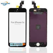 LCD Digitizer + Touch Screen Display Replacement Assembly For iPhone 5c