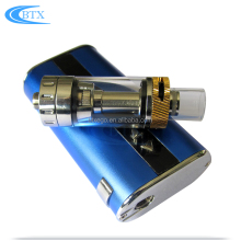 China wholesale e cig 150w box mod reusable e cigarette 0.5ohm tank
