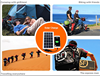 2016 Best popular Portable Cheap 3w 4w 5w Mobile Solar Charger For Outdoor
