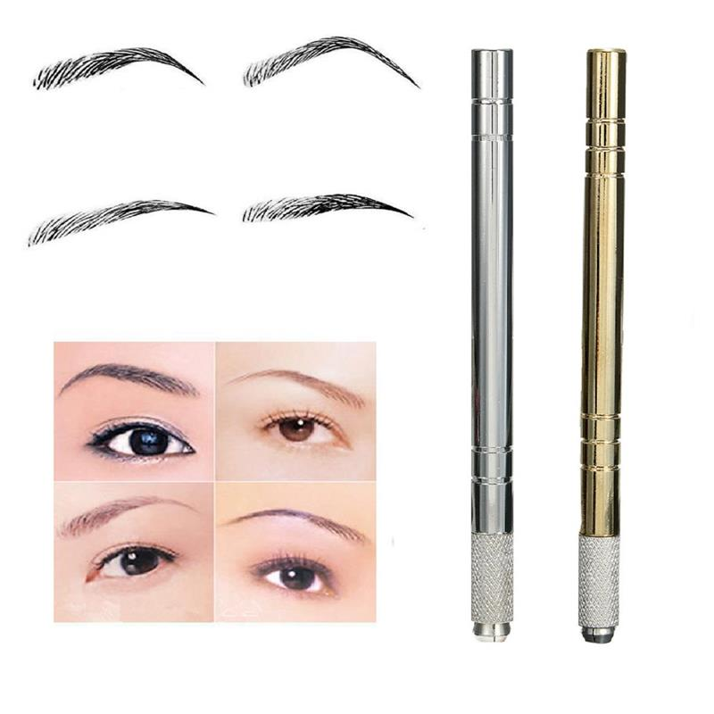Professional Microblade Manual Eyebrow Tattoo Pen for Permanent Eyebrow