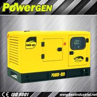 Super!!! POWERGEN canopy type 500kw generator/Rating 500KW Standby Diesel Generator Industrial for sale